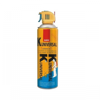 Insecticid spray cu aerosol 2in1 500 ml, Sano K Universal
